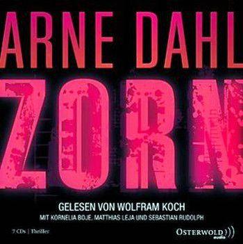 Medienhaus: Arne Dahl - Zorn (Kriminalroman)