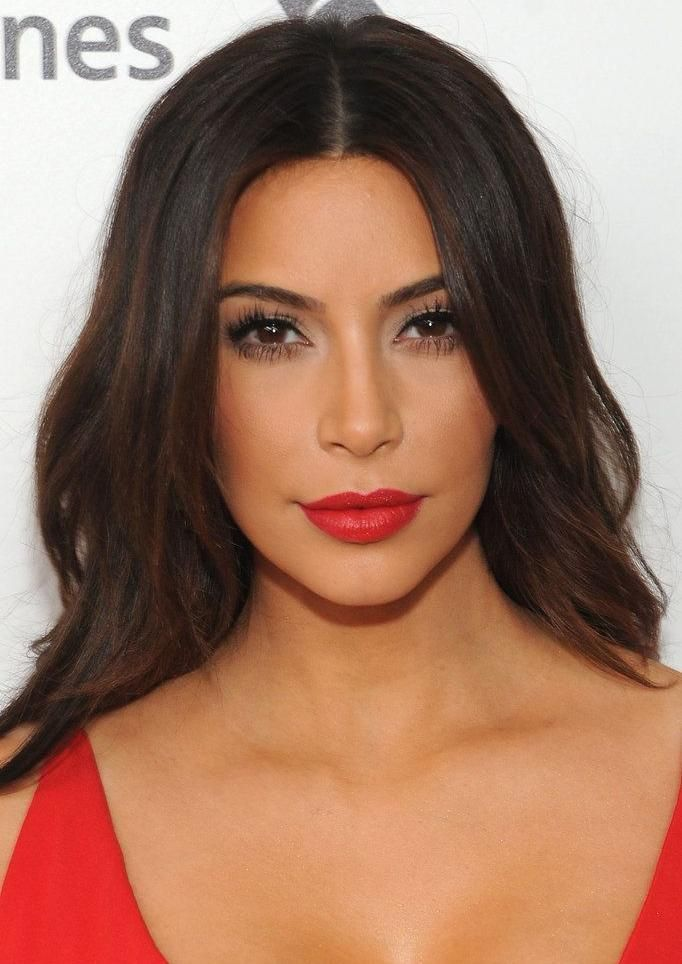 Congratulate, excellent Kim kardashian red lips