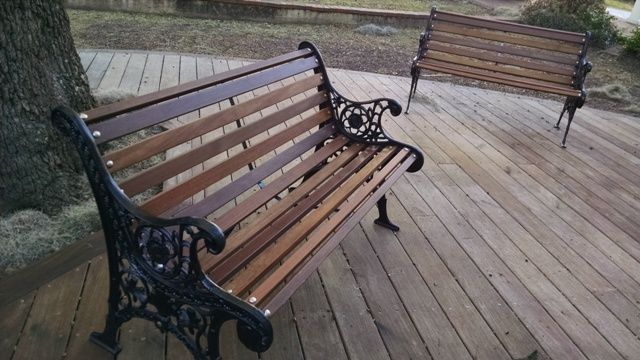 Enjoyable Ipe Bench Slats Replacement Bench Slats Bench Old Gmtry Best Dining Table And Chair Ideas Images Gmtryco