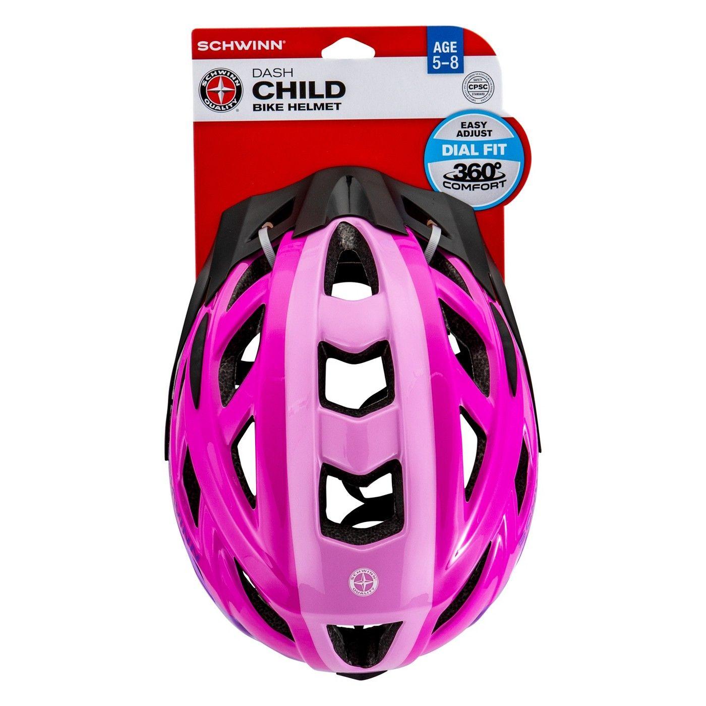 Schwinn Dash Kids Helmet S Pink Schwinn Kids Helmets Helmet