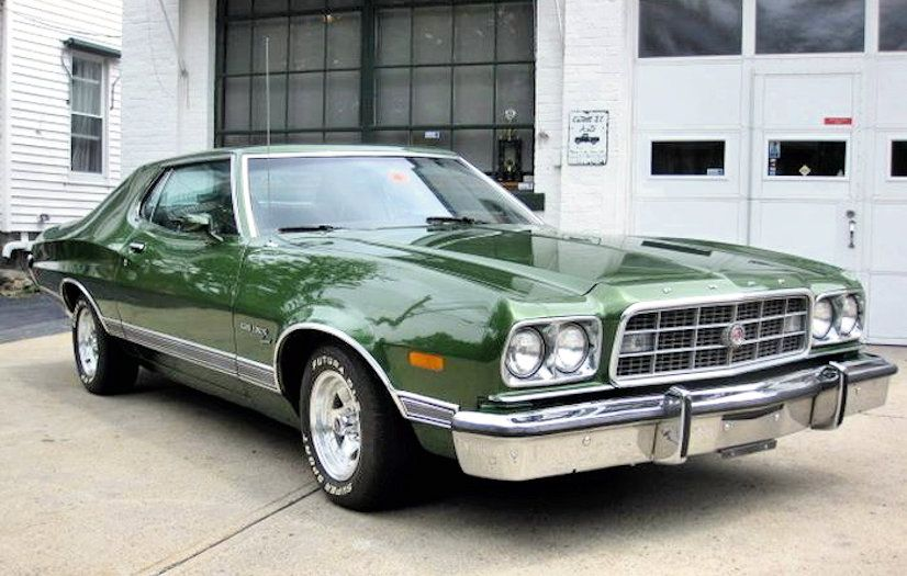 1973 Ford Gran Torino Sport Muscle Cars Classic Cars Ford Classic Cars