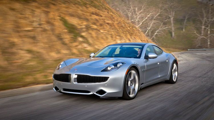 Fisker Performance Top Speed Limited