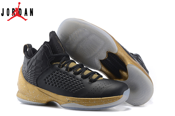 buy popular a4ce4 e3b1c Men s Air Jordan Melo M11 Basketball Shoes Black Gold 716227-012,Jordan-Jordan  11 Shoes Sale Online