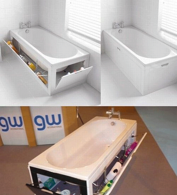 Rub-a-dub-dub not on your tub!