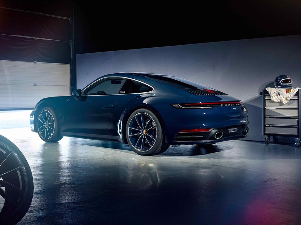 Porsche S 992 Belgian Legend Edition Celebrates An F1 Icon Porsche 911 Carrera 4s Porsche 911 Carrera Porsche 911