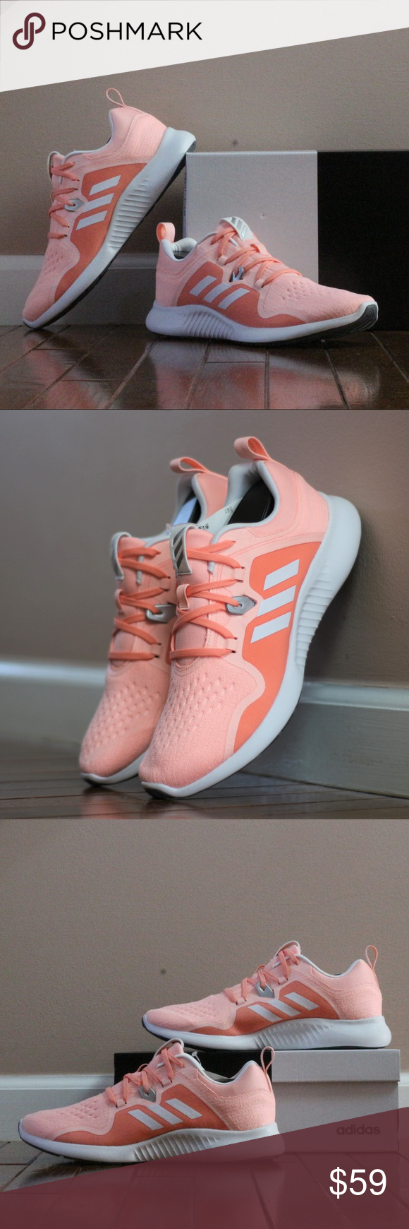 f82ed780739 Adidas Women US-9 Running Shoe AC7104 Brand New