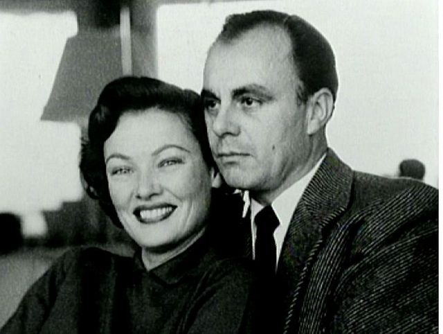Image result for prince aly khan and gene tierney