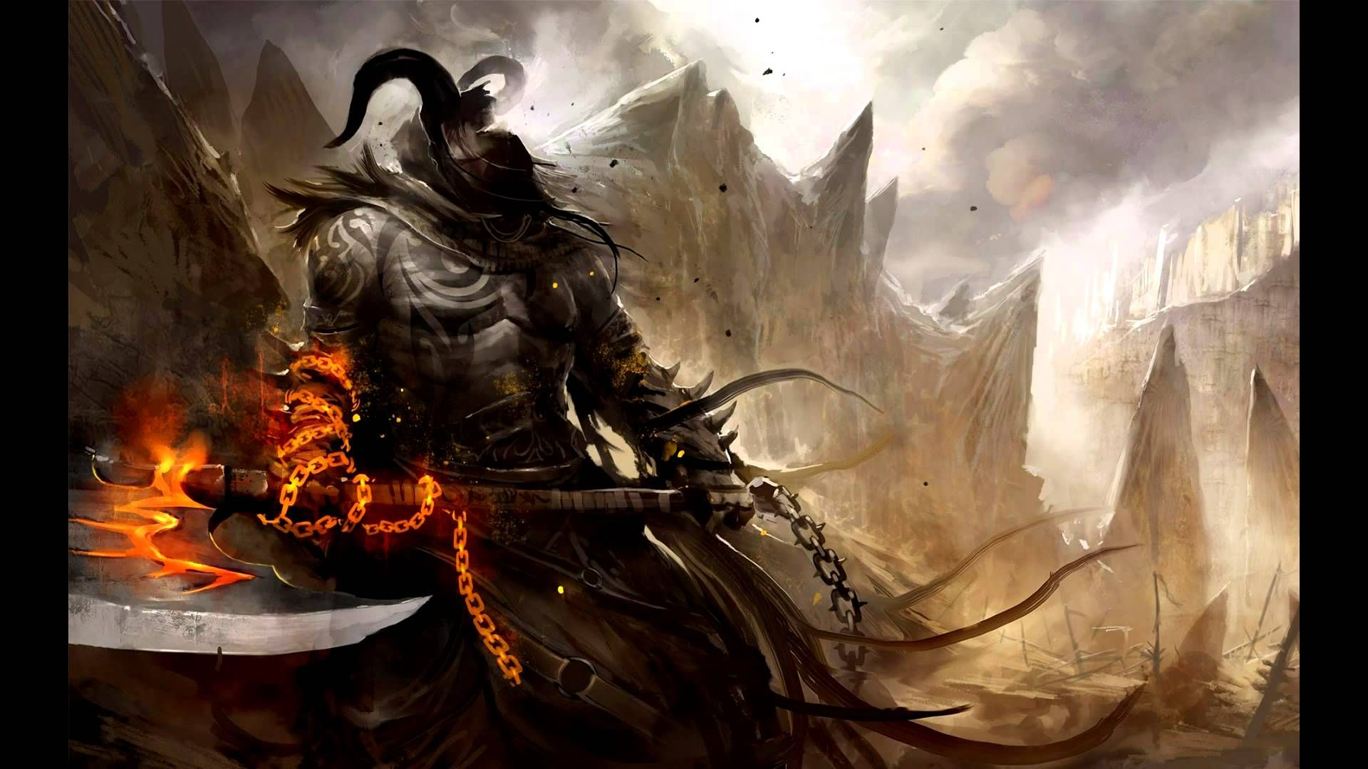 Find The Best Demonic Wallpaper On WallpaperTag We Have A Massive Amount Of Desktop And Mobile Backgrounds
