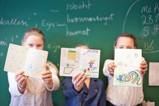 MUTKU - Muotoilukasvatusta kouluihin