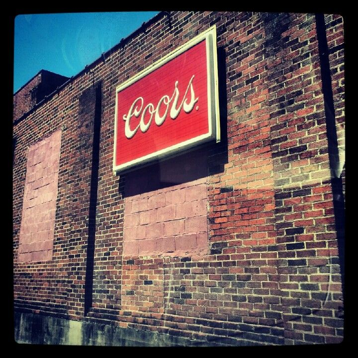 Coors bottling company