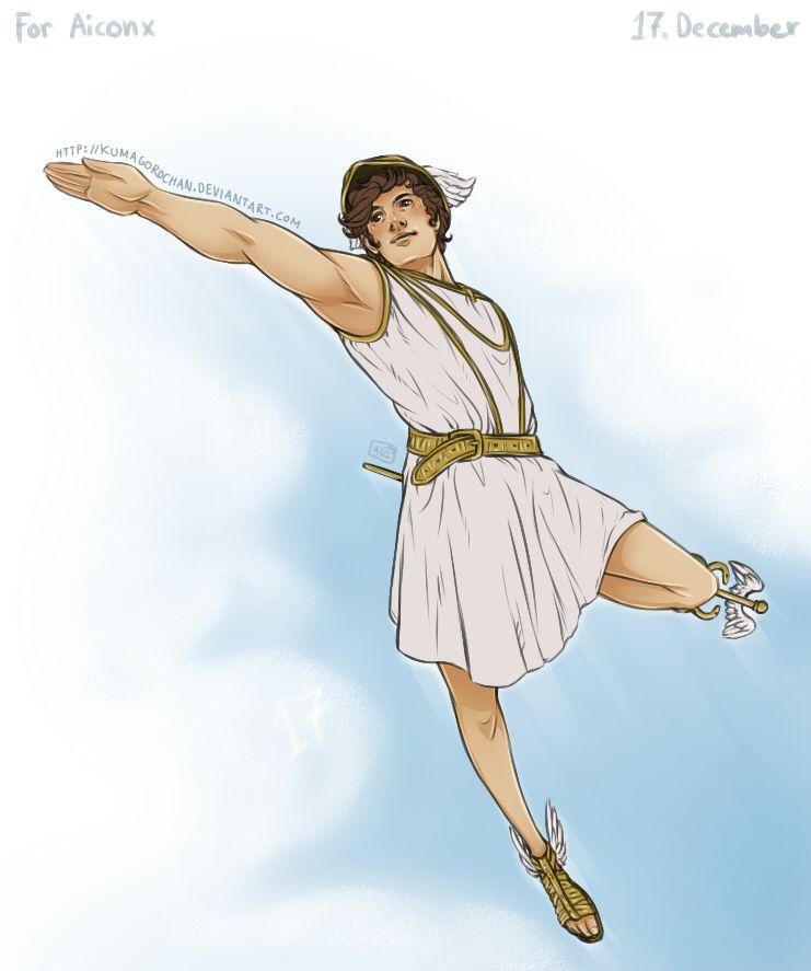 воспитанию звуковой картинка древнегреческого бога гермеса сделать заводской сброс