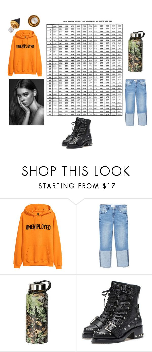 """""""RANDOM SELECTION. DO NOT SAVE DRAFT"""" by michelle858 ❤ liked on Polyvore featuring H&M, MANGO and Vita Fede"""