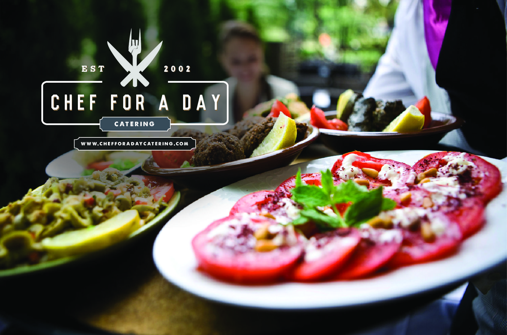 Chef for a Day Catering™ menus feature a variety of healthy, mouthwatering dishes prepared by trained chefs using the finest and freshest produce and ingredients.  Contact us at contact@chefforadaycatering.com for more details or call (412) 853-5916 to set an appointment.