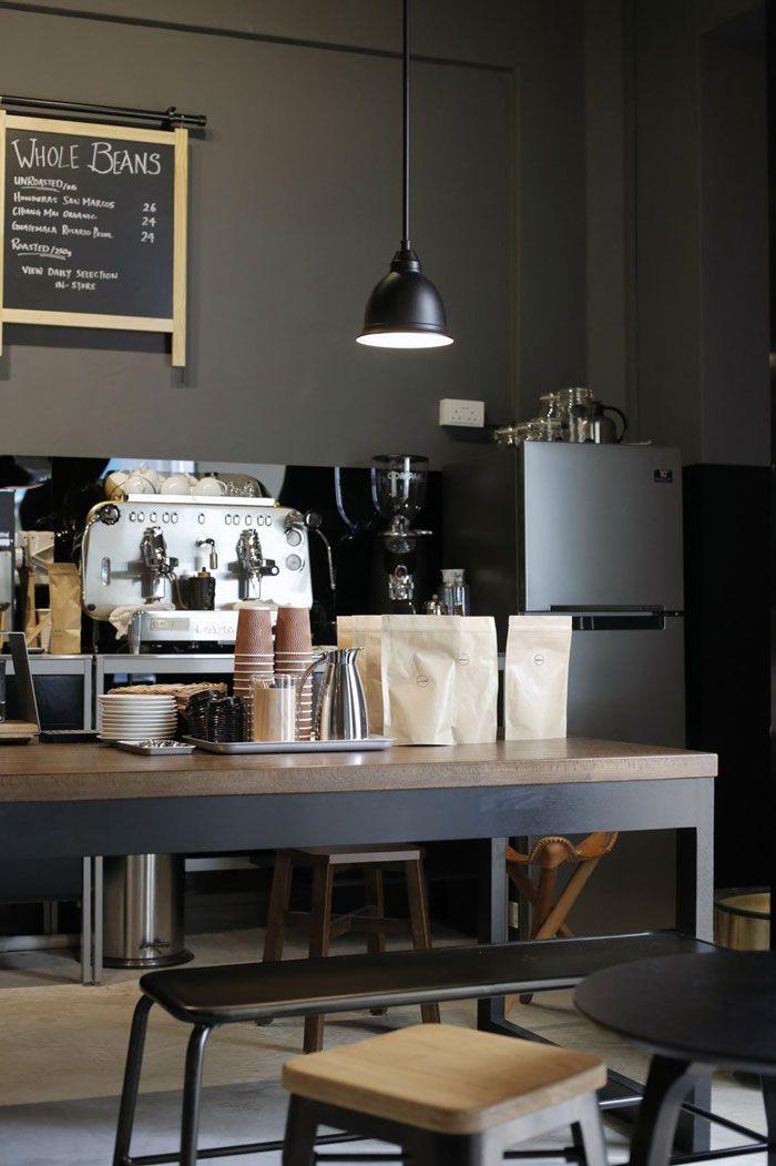 The Tiny Roaster Bloesem Coffee Shops Interior Cafe Interior Restaurant Interior