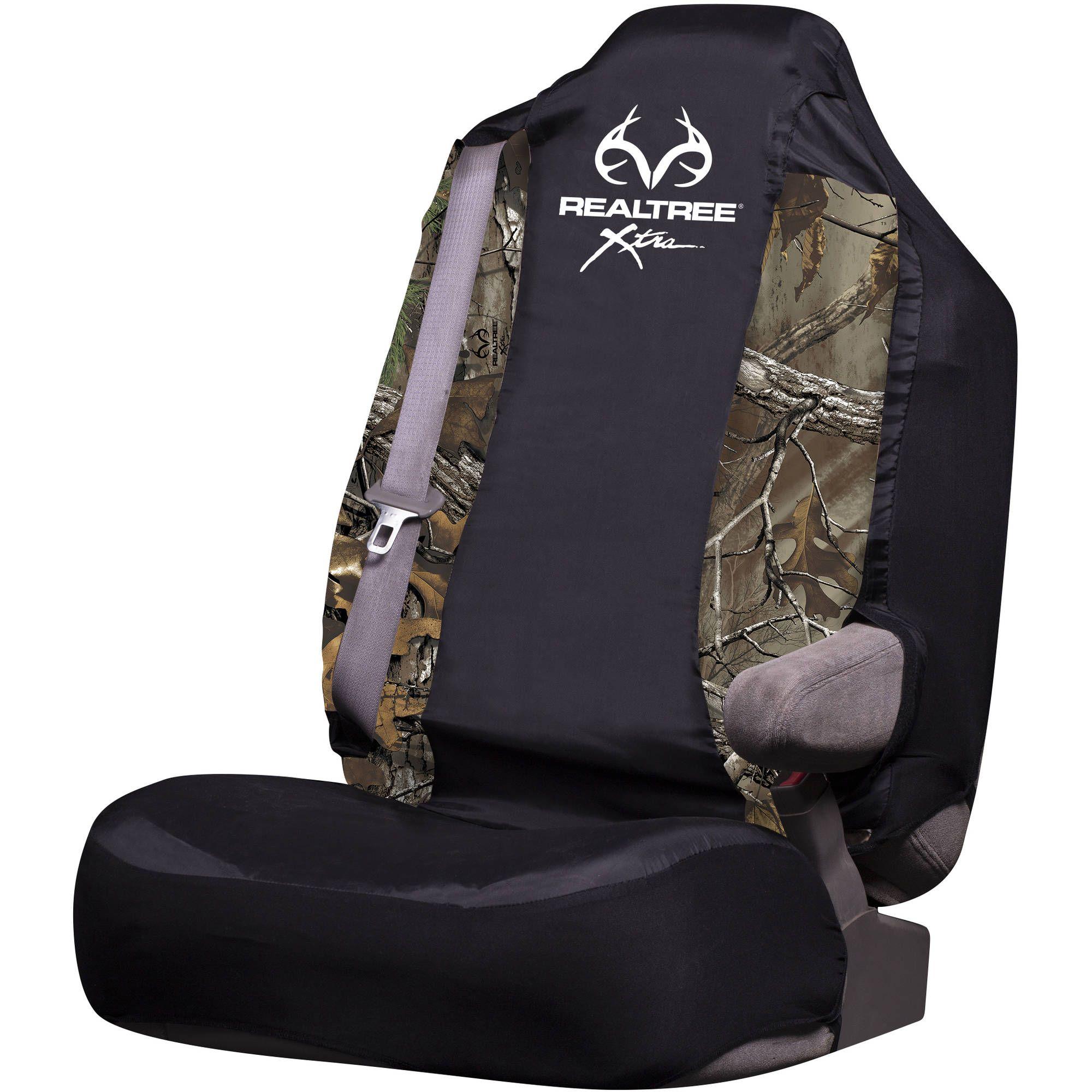 Astounding Realtree Xtra Camo Universal Seat Cover Walmart Com Alphanode Cool Chair Designs And Ideas Alphanodeonline