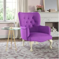 Photo of wing chairs