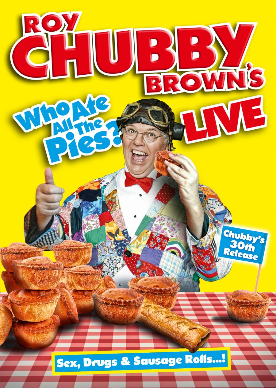 Roy chubby brown live are