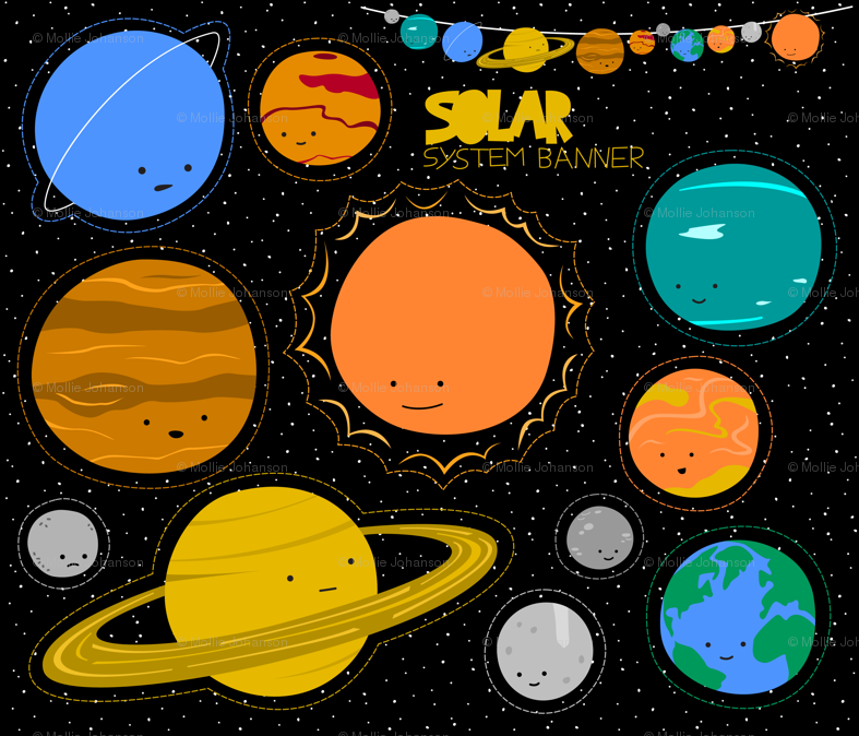 Solar System Cut and Paste - Pics about space