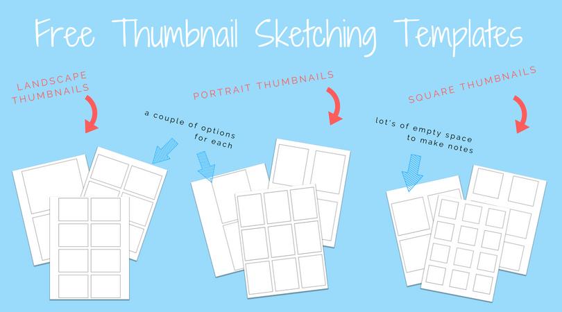 The thumbnail sketch how to draw joshua nava arts.