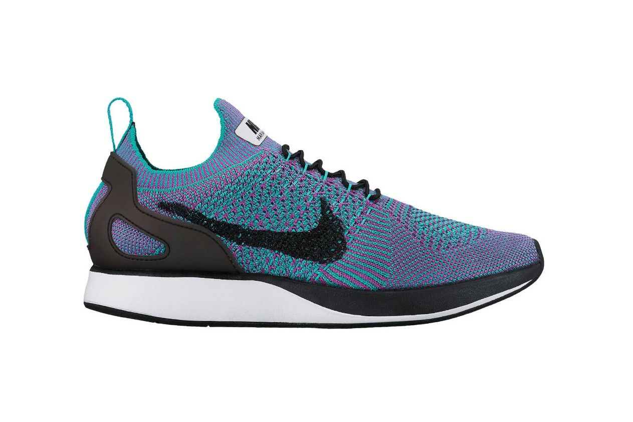 Nike Air Zoom Mariah Flyknit Racer: Four Colorway Preview - EU Kicks:  Sneaker Magazine