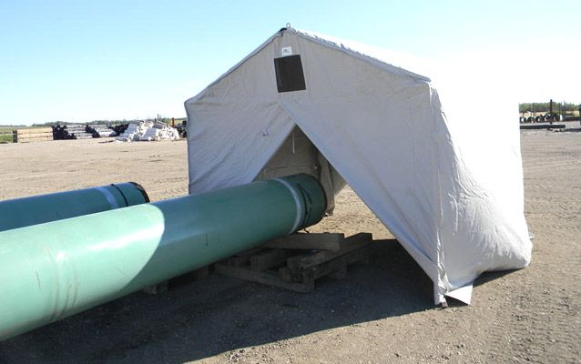 Pipe Welding Rigs | Home Welding Tents Oil Rig Tarps Oilfield Commercial Retail . & Pipe Welding Rigs | Home Welding Tents Oil Rig Tarps Oilfield ...