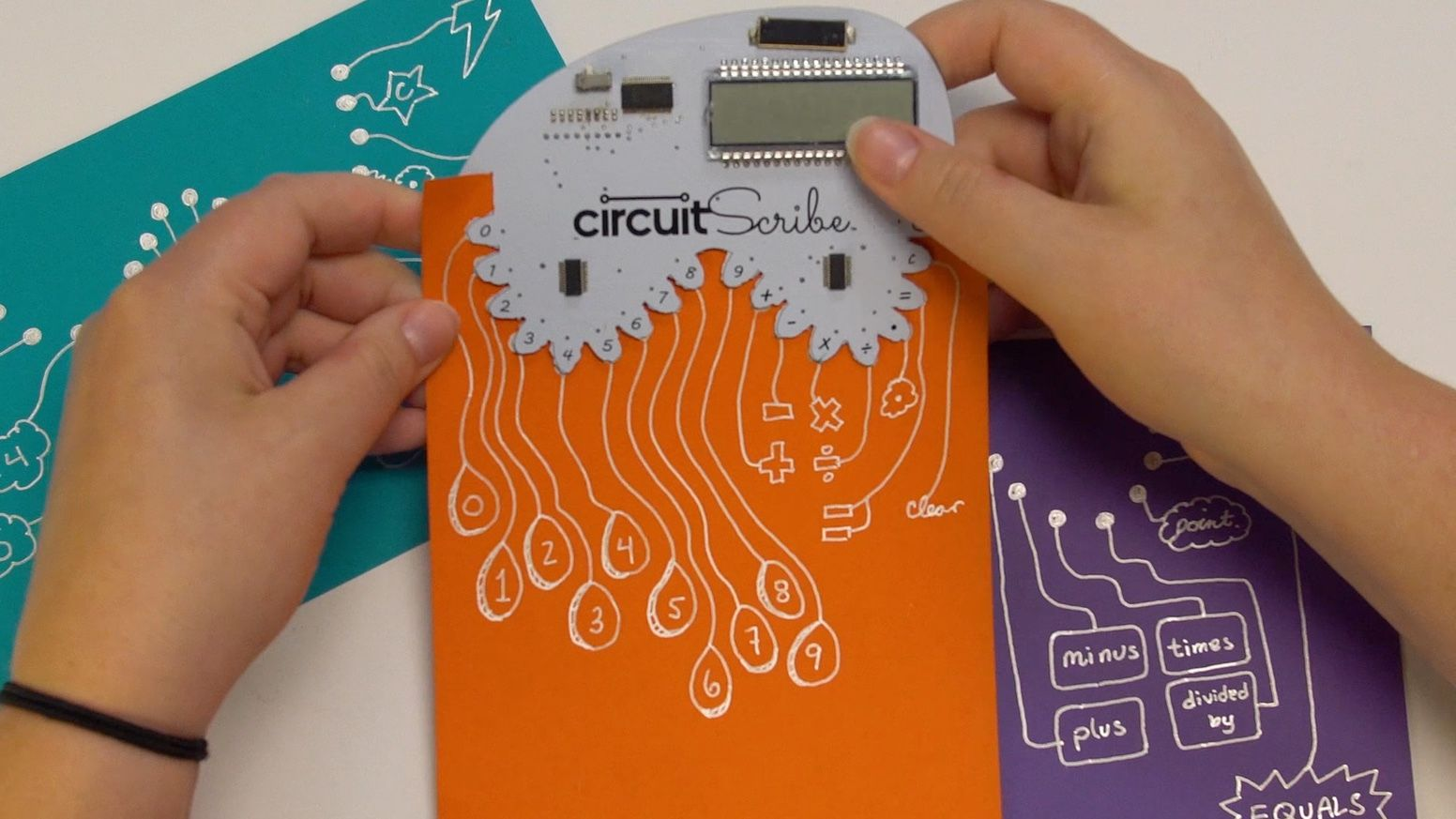 We Love Paper Based Electronics Created Diy Project Kits Using The Circuit Scribe Basic Kit Contains A Pen Conductive Ink To Help Creativity Take Flight