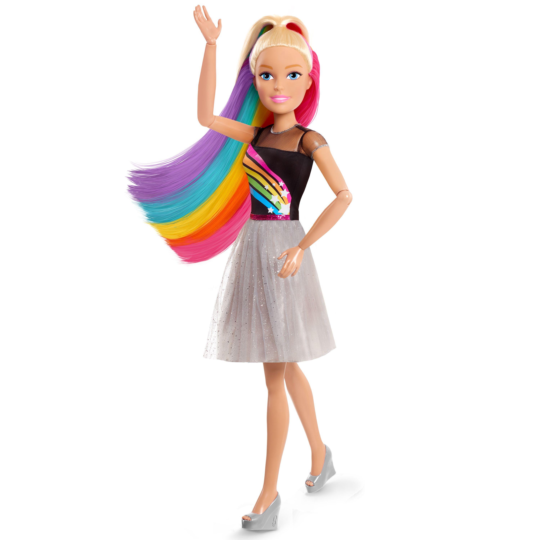 Barbie 28 Rainbow Sparkle Best Fashion Friend Doll Blonde Hair Walmart Com Friends Fashion Doll Clothes Barbie Barbie Fashion