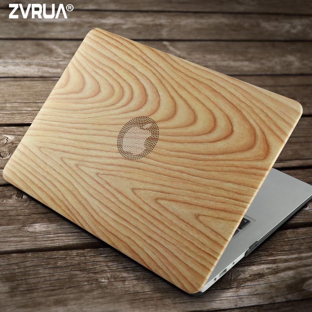 For Macbook 13 Inch Zvrua Pu Leather Laptop Cases Mac Book Air Tas Sleeve Pro Retina 11 12 14 15 Notebook 133
