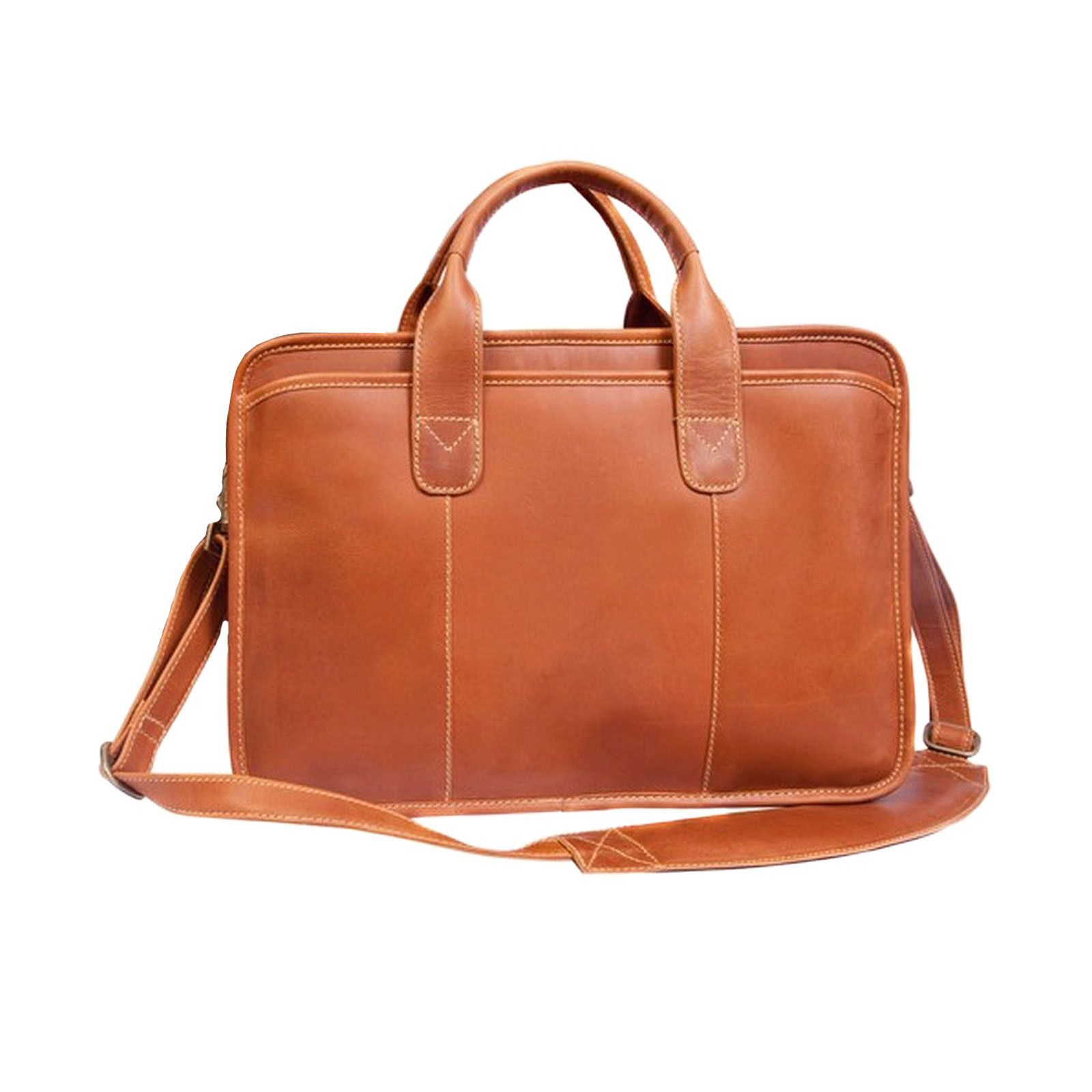 Buffalo Valley Leather Briefcase