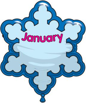 january free winter clipart clip art images image 0 january rh pinterest com january clip art free images january clip art free