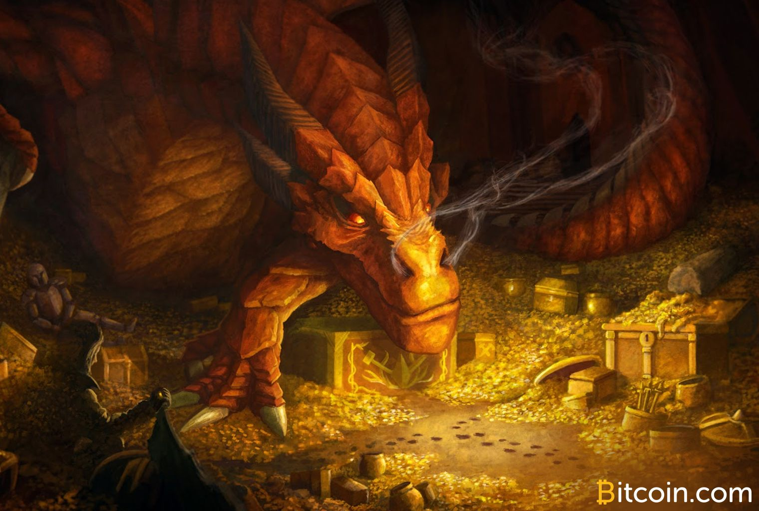 Over The Last Few Years Many Have Claimed That Bitcoin Core Btc Has Turned Into Or Will Soon Become A Store Of Value Sov Smaug Smaug Dragon The Hobbit