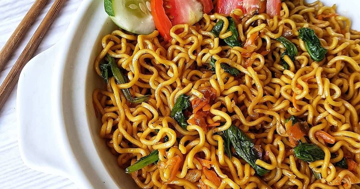 Resep Mie Goreng Jawa Oleh Rovita Hidayati R Resep Resep Makanan Mie