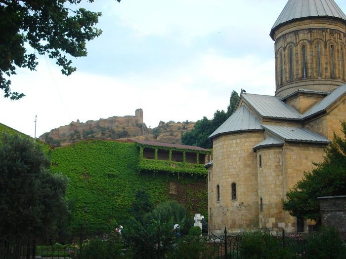 Sioni Church - Tbilisi, Georgia