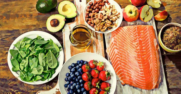 8 healthy foods that balance your hormones naturally