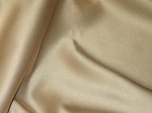 Simple but yet elegant Champagne colored bridesmaid dresses