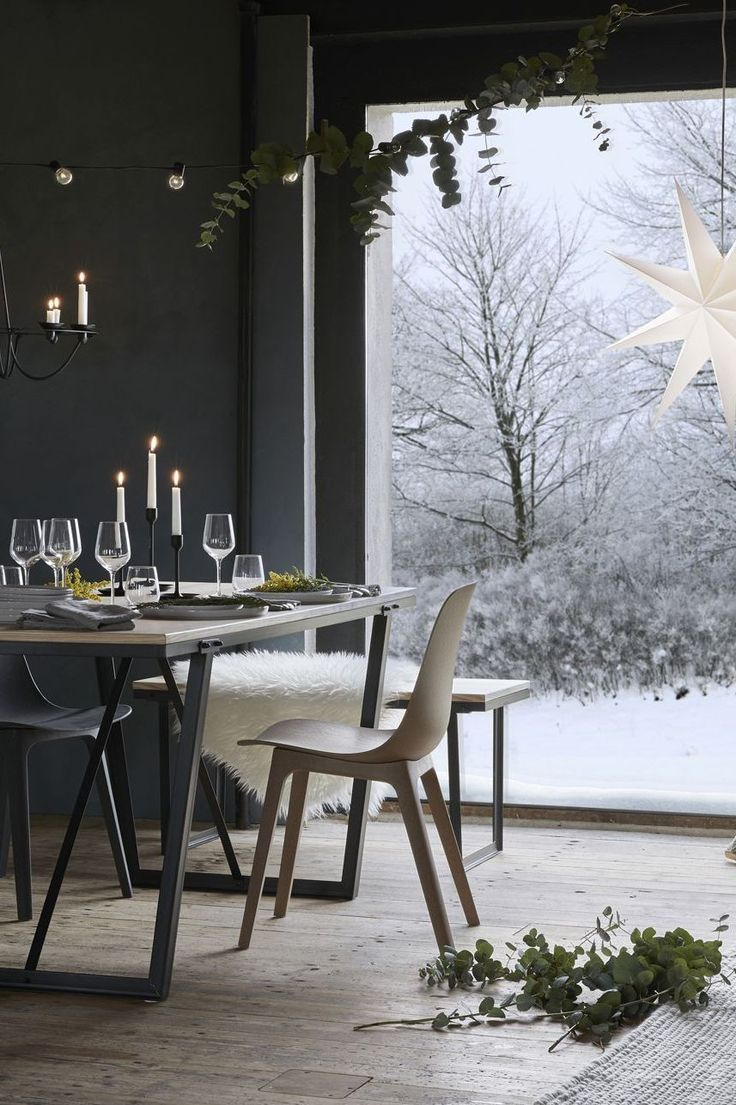 Ikea Christmas settings - COCO LAPINE DESIGN