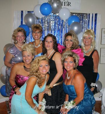 80s Prom Night Decorating Ideas Prom Party Ideas Prom