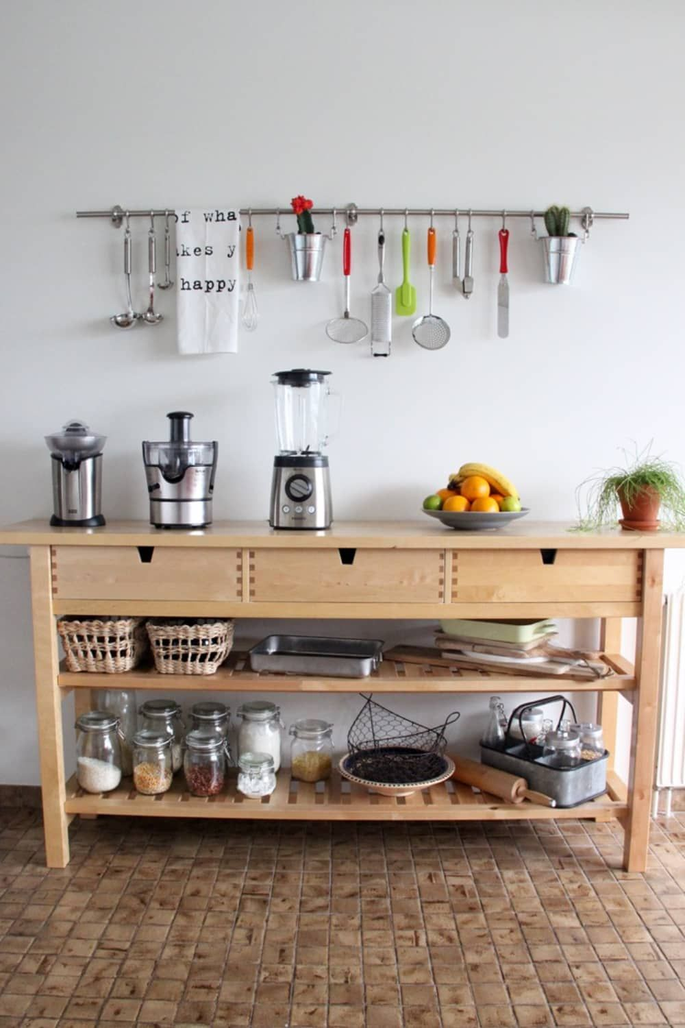 9 Clever IKEA Hacks to Help You Make the Most of Your Tiny Kitchen