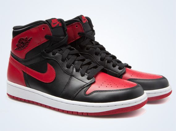 air jordan 1 bred cheap