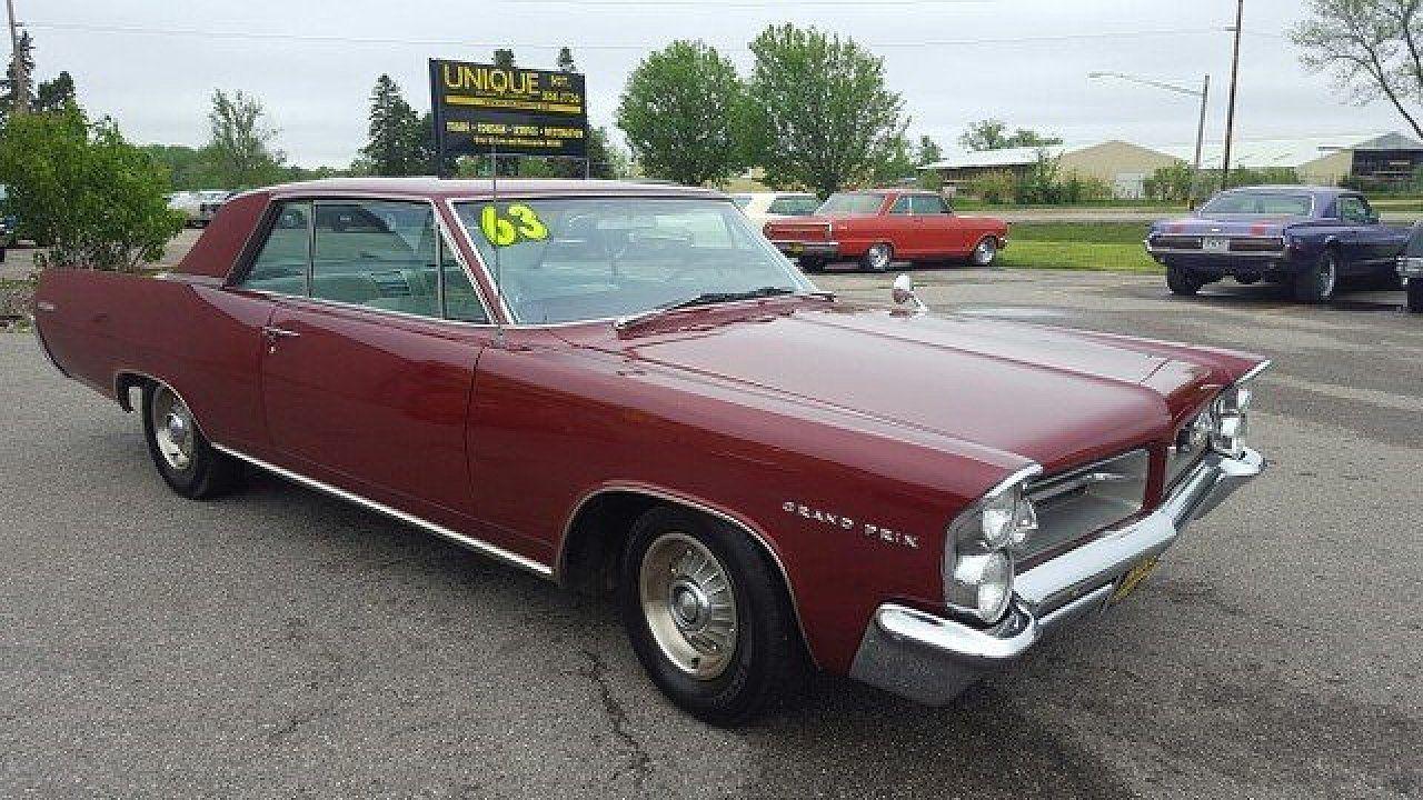 1963 Pontiac Grand Prix for sale near Mankato, Minnesota 56001 ...
