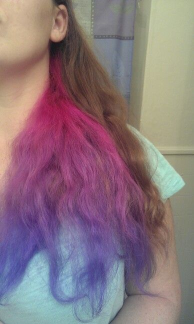 Ion Color Brilliance Brights In Magenta Amp Manic Panic In