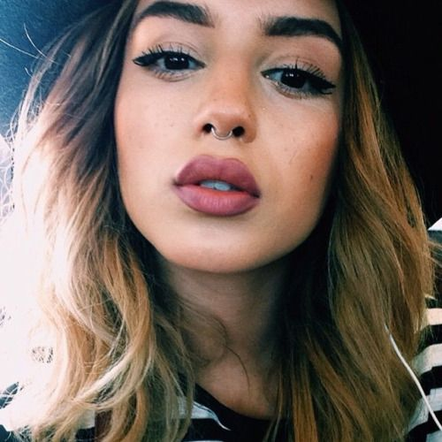 MICKEY'S GIRL - Crushing on this beauty . New Septum Rings now... | Nose piercing, Piercings, Piercing