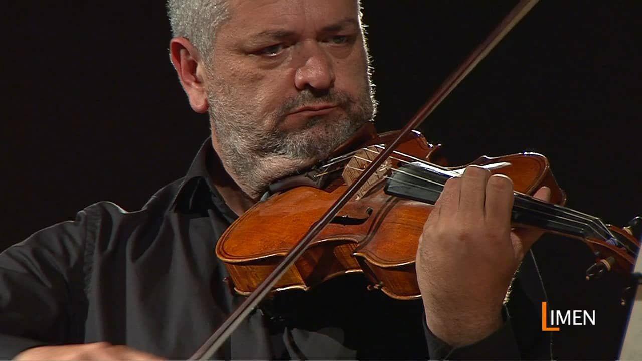 """Dal CD+DVD Limen music """"Bis, Encore!"""" - Danilo Rossi, viola - Stefano Bezziccheri, piano"""