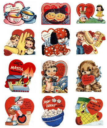 free valentines printables cards party goods karas party ideas the place