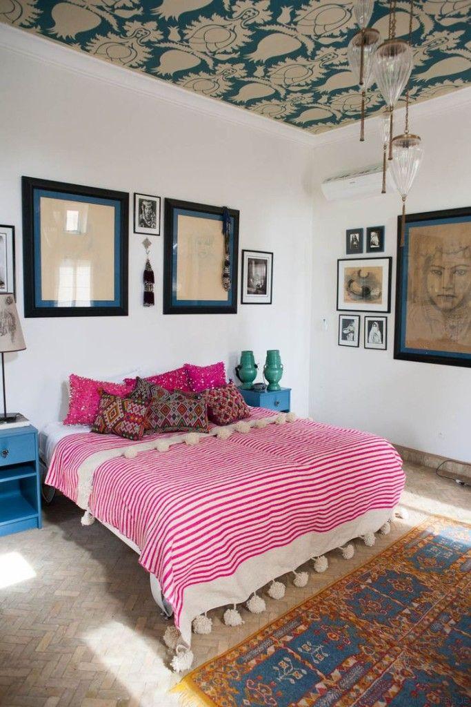 Design Inspiration: Beautify Your Bedroom: Art Mee