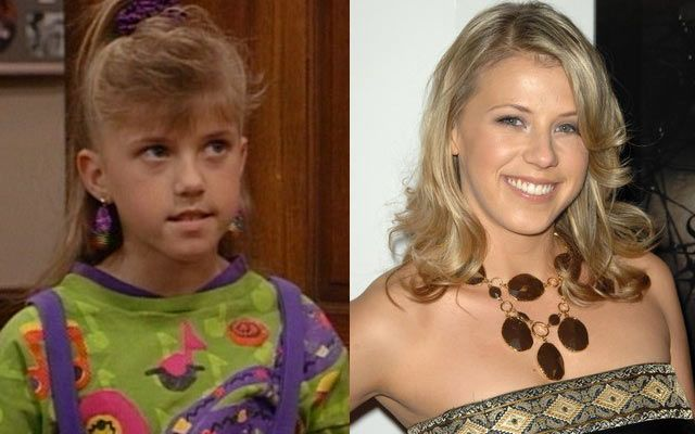 Full House Then And Now 2014
