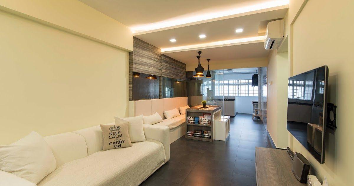 hdb 3 rooms interior design  kitchen interior design