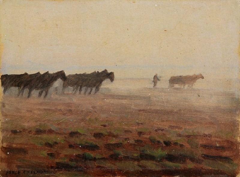 JózefChełmoński(Polish,1849-1914)
