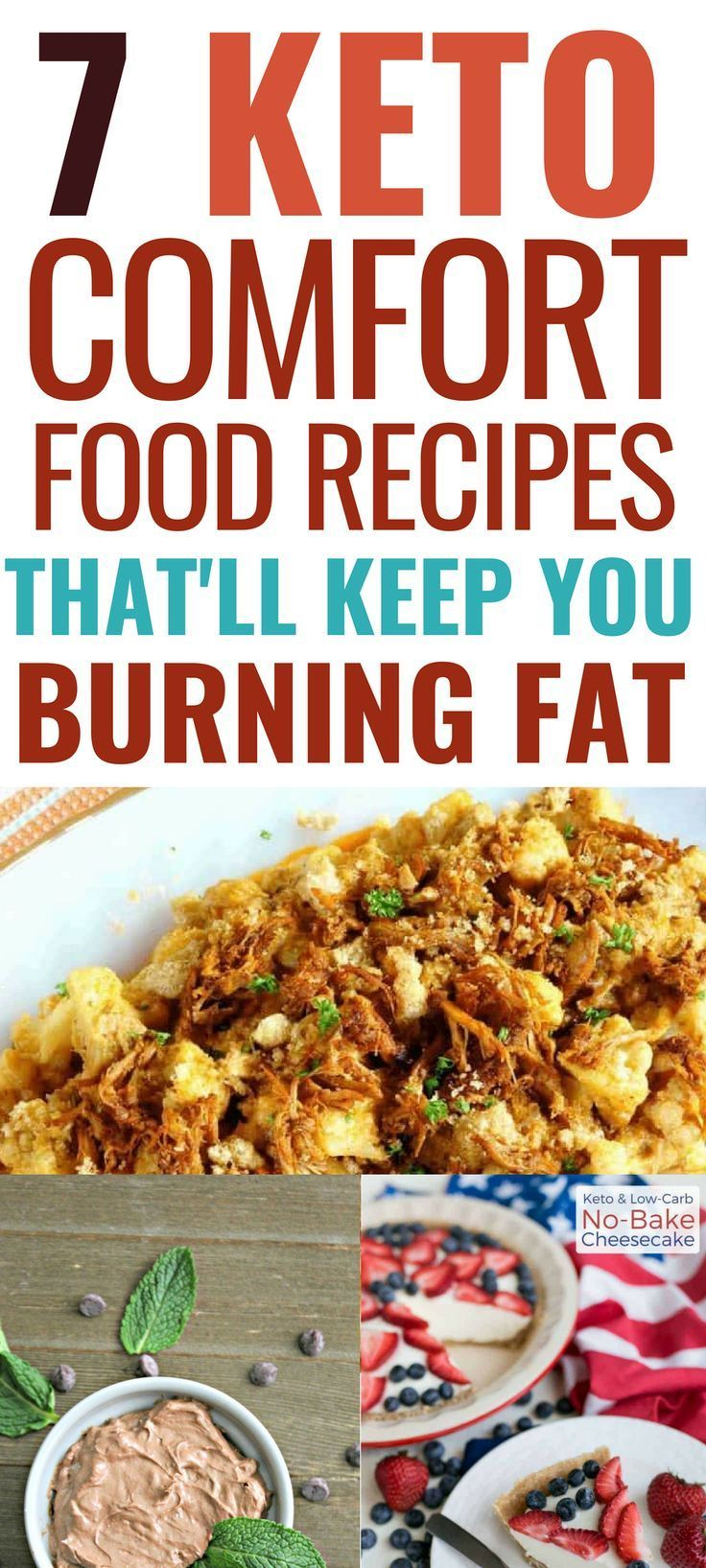7 Keto Comfort Food Recipes That Taste So Good images