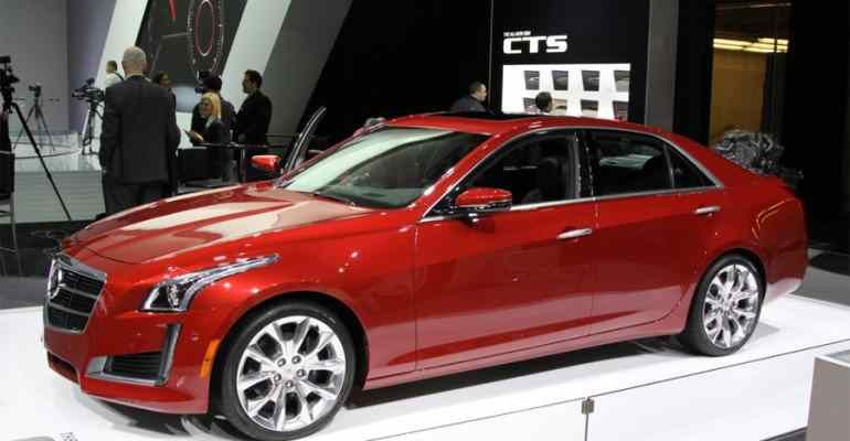 The New 2018 2019 Cadillac Cts Beautiful Tech And Fast Luxury